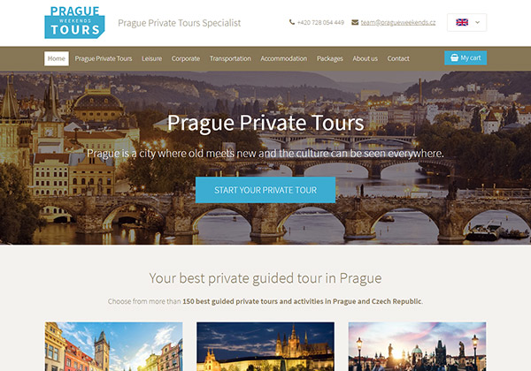 Prague Weekends Tours
